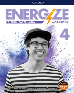Energize 4. Workbook Pack. Spanish Edition