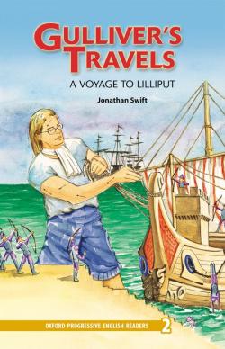 Oxford Progressive English Readers Level 2: Gullivers Travel