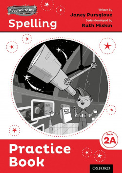 (PACK 5).READ WRITE INC.SPELLING PRACTICE BOOK 2A