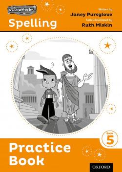 (PACK 5).READ WRITE INC.SPELLING PRACTICE BOOK 5