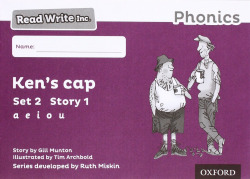 READ WRITE INC.PHONICS:BLACK AND WHITE PURPLE SET 2 STORYBOOKS