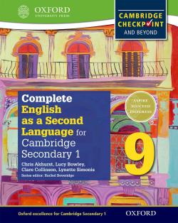 (17).(9 ST).COMPLETE E.SECOND LANGUAGE CAMBRIDGE SECONDARY