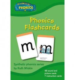 PHONICS FLASHCARDS.READ WRITE INC.(IMPORTACION)