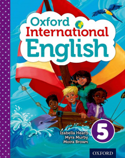 Oxford international primary 5 students book
