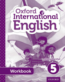Oxford international primary 5 workbook