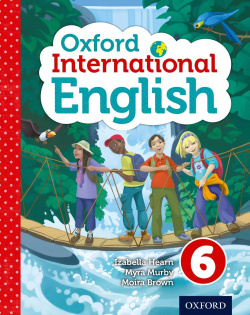 Oxford international primary 6 students book