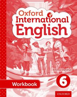 Oxford international primary 6 workbook