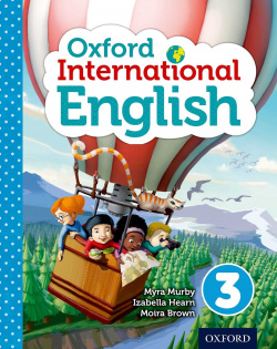 Oxford international primary 3 students book