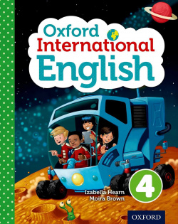 Oxford international primary 4 students book