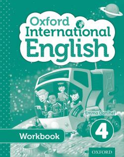 Oxford international primary 4 workbook