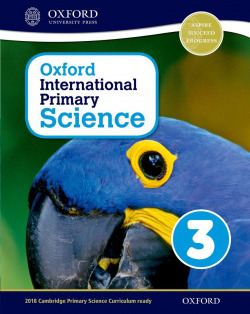 Oxford international primary science stage 3 st+wb 3