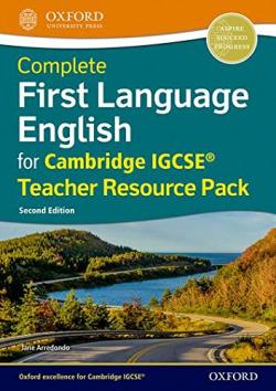 COMPLETE FIRST LANGUAGE CAMBRIDGE IGCSE TEACHER RE