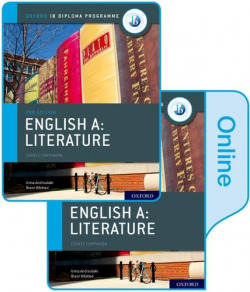 IB ENGLISH A:LITERATURE PRINT AND ONLINE COURSE BO