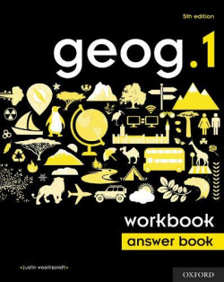 NEW GEOGRAPHY 1 WORKBOOK WITH ANSWERS