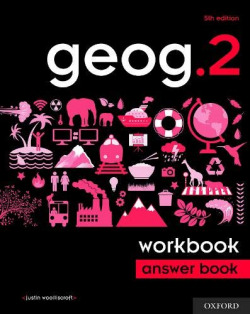 NEW GEOGRAPHY 2 WORKBOOK WITH ANSWERS