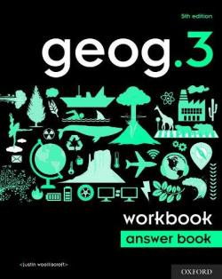 NEW GEOGRAPHY 3 WORKBOOK ANSWER