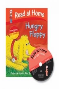 HUNGRY FLOPPY BOOK (+CD) (4B.READ AT HOME)
