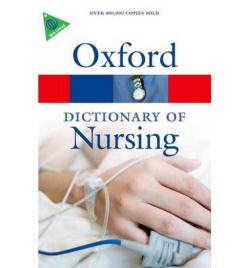DICTIONARY OF NURSERING (IMPORTACION)