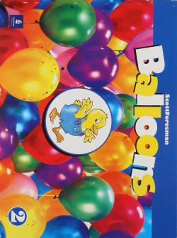 BALLOONS 2.ST-PRIMARIA-