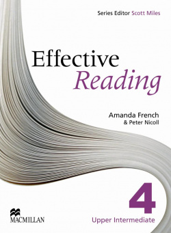 (ST).EFFECTIVE READING 4 (UPPER-INTERMEDIATE).(STUDENT)