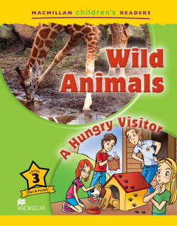 Wild animals a hungry visitor level 3