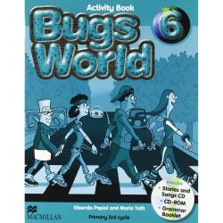 (09).BUGS WORLD 6º.PRIM.(BUSY BOOK-ACTIVITY)