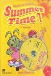 Summer time 1 primaria