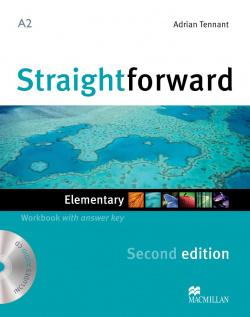(12).STRAIGHTFORWARD (WB PACK+KEY) ELEMENTARY