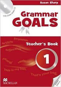Grammar goals 1 teacher book