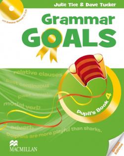 Grammar goals 4 pupils book pack