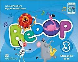 BEBOP STUDENT´S BOOK B PACK 3
