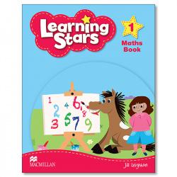 (14).LEARNING STARS 1.(MATHS BOOK)