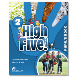 (14).HIGH FIVE! ENGLISH 2º.PRIM.(PUPILS BOOK PACK)