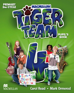ANT/(14).TIGER TEAM 4º.PRIM.(PUPIL'S BOOK)