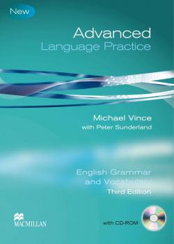 (-KEY-CD).NEW ADVANCED LANGUAGE PRACTICE (3A.ED)