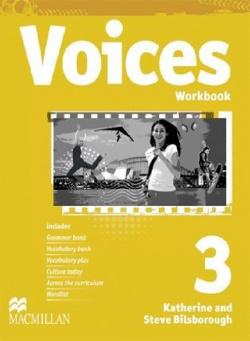 (09).VOICES 3º.ESO WB.(ED.INGLESA PACK)