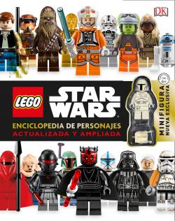 Lego Star Wars enciclopedia de personajes ampliada