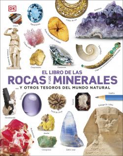 El libro de las rocas y los minerales
