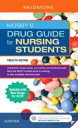 Mosby's Drug Guide for Nursing Students with 2018 Update