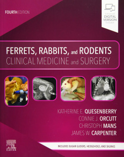 FERRETS, RABBITS AND RODENTS.CLINICAL MEDICINE AND SURGERY