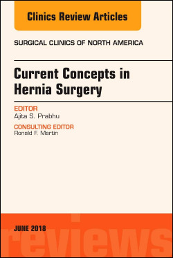 CURRENT CONCEPTS IN HERNIA SURGERY 99-3