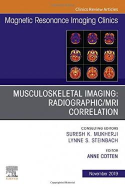 Musculoskeletal imaging:radiographic;mri correlation