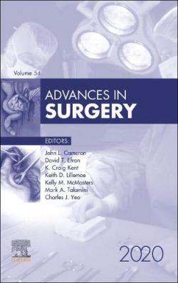Advances in surgery, Volume 54-1