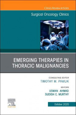 EMERGING THERAPIES IN THORACIC MALIGNANCIES