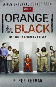 Orange is the new black.(little brown)