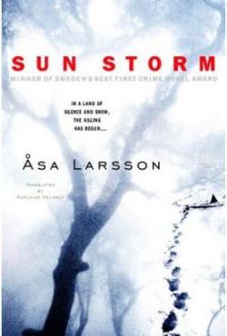 Sun storm