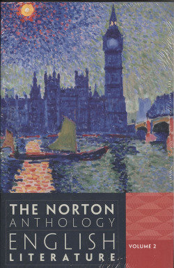 The Norton anthology of english literature vol.II