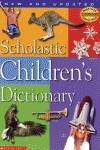 Scholastic children dictionary
