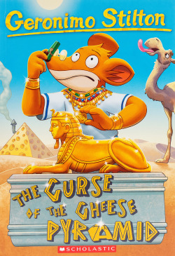 The curse of the cheese pyramid -geronimo stilton 2