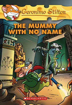 Mummy with no name -geronimo stilton 26